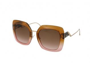 Sluneční brýle Oversize - Fendi FF 0317/S DQ2/M2