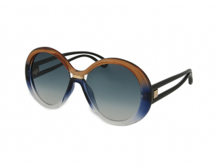 Oválné sluneční brýle - Givenchy GV 7105/G/S IPA/08