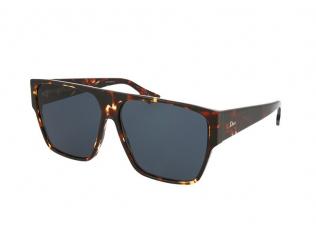 Sluneční brýle Oversize - Christian Dior DIORHIT P65/A9