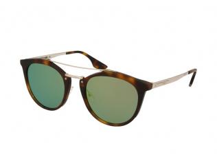 Sluneční brýle Panthos - Alexander McQueen MQ0037S 002