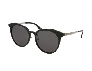 Kulaté sluneční brýle - Alexander McQueen MQ0108SK 002