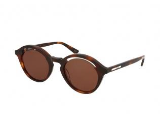 Sluneční brýle Panthos - Alexander McQueen MQ0155S 002