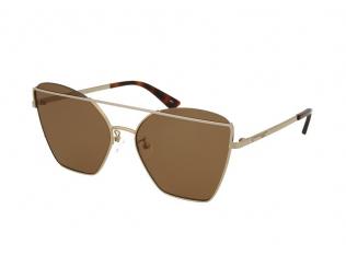 Sluneční brýle Pilot - Alexander McQueen MQ0163S 002