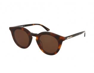 Kulaté sluneční brýle - Alexander McQueen MQ0167S 002