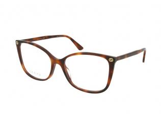 Brýlové obroučky Cat Eye - Gucci GG0026O-009