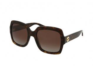 Sluneční brýle Oversize - Gucci GG0036S-012