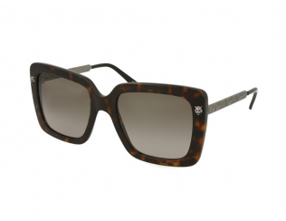 Sluneční brýle Oversize - Gucci GG0216S-002
