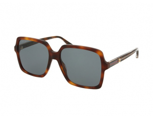 Sluneční brýle Oversize - Gucci GG0375S-003