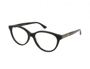 Oválné dioptrické brýle - Gucci GG0379O-001