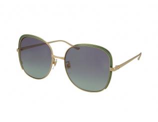 Sluneční brýle Oversize - Gucci GG0400S-004