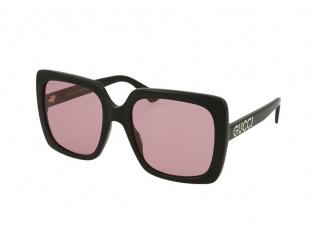 Sluneční brýle Oversize - Gucci GG0418S-002
