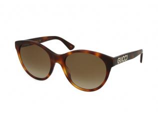Oválné sluneční brýle - Gucci GG0419S-003