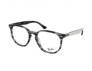 Oválné dioptrické brýle - Ray-Ban RX7151 5801