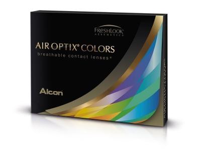 Air Optix Colors - Amethyst - nedioptrické (2 čočky)