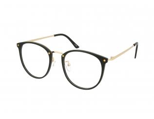 Kulaté dioptrické brýle - Crullé TR1726 C1