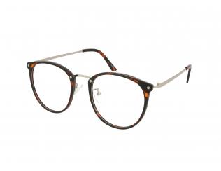 Kulaté dioptrické brýle - Crullé TR1726 C3