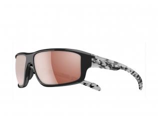 Obdélníkové sluneční brýle - Adidas A424 50 6061 KUMACROSS 2.0