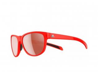 Čtvercové sluneční brýle - Adidas A425 50 6054 WILDCHARGE
