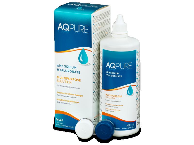 Roztok AQ Pure 360ml  - Čistící roztok