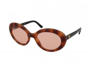 Oválné sluneční brýle - Guess GU7576 53S