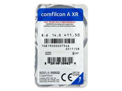 Biofinity XR (3čočky) -