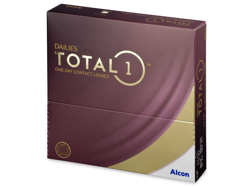 Alcon Dailies TOTAL1 (90 čoček)