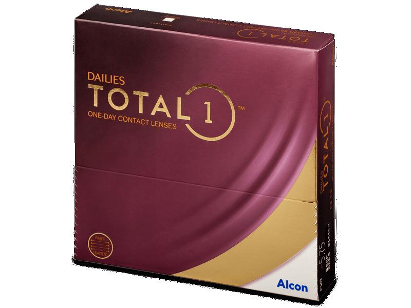 Dailies TOTAL1 (90čoček) - Jednodenní kontaktní čočky