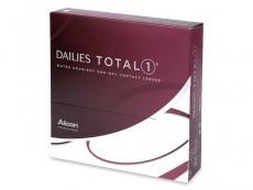 Jednodenní kontaktní čočky - Dailies TOTAL1 (90čoček)