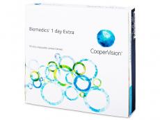 Jednodenní kontaktní čočky - Biomedics 1 Day Extra (90čoček)