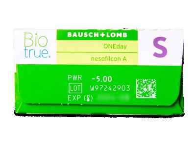 Biotrue ONEday (30čoček) -