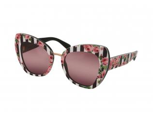 Sluneční brýle Cat Eye - Dolce & Gabbana DG4319 3164W9