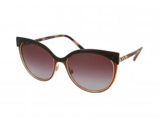 Sluneční brýle - Cat eye - Burberry BE3096 126390