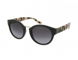 Oválné sluneční brýle - Burberry BE4227 36098G