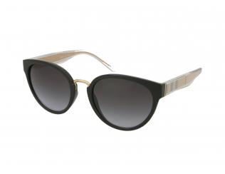 Oválné sluneční brýle - Burberry BE4249 30018G