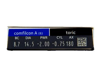Biofinity Toric (6čoček) -