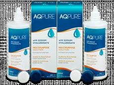 Roztok AQ Pure 2 x 360ml  - Výhodné dvojbalení roztoku