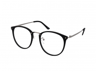 Kulaté dioptrické brýle - Crullé TR1726 C2