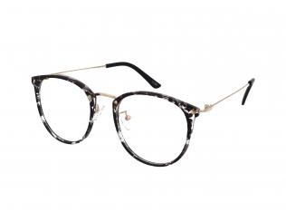 Kulaté dioptrické brýle - Crullé TR1726 C5
