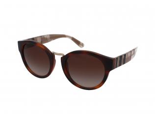 Oválné sluneční brýle - Burberry BE4227 360113