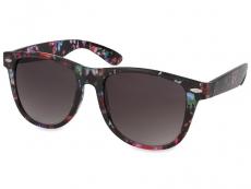 Čtvercové sluneční brýle - Sluneční brýle SunnyShade - Black