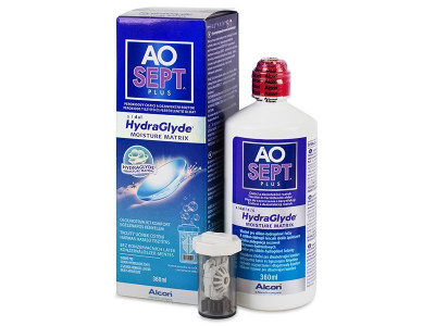 Roztok AO SEPT PLUS HydraGlyde 360ml