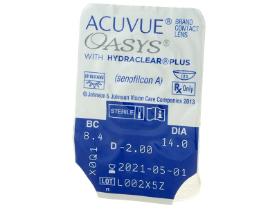 Acuvue Oasys (24 čoček) -
