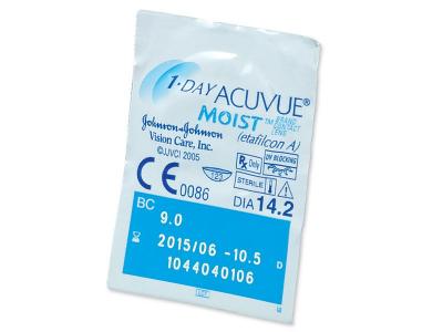 1 Day Acuvue Moist (180čoček) -