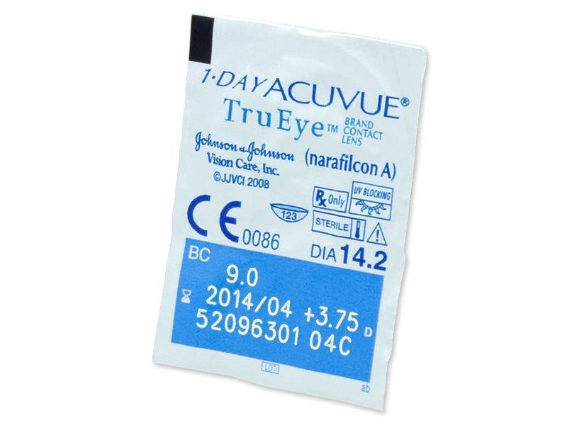 1 Day Acuvue TruEye (180čoček) -
