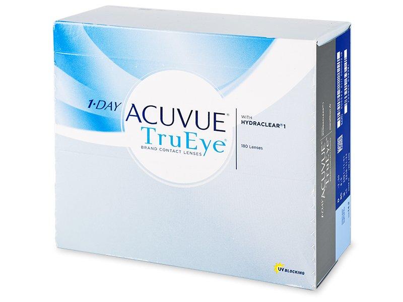 1 Day Acuvue TruEye (180čoček) - Jednodenní kontaktní čočky