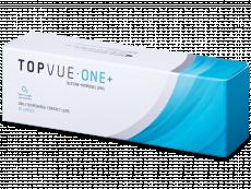 TopVue One+ (30 čoček) - Jednodenní kontaktní čočky