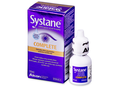 Oční kapky Systane COMPLETE 10 ml