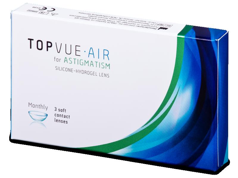 Air for Astigmatism 3 čočky
