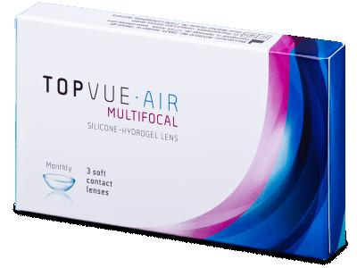 TopVue Air Multifocal (3čočky)
