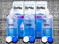 Roztok ReNu MPS Sensitive Eyes 3x360ml  - Výhodné trojbalení roztoku